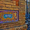 Old Sign Outside The Royal Tobacco by Panoramic Images