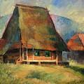 Old Small House by Arthur Braginsky