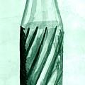 Old Soda Bottle One by Sheri Buchheit