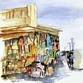 Old Souk Kuwait City by Saqib Akhtar