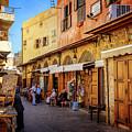 Old Souk Of Sidon by Naoki Takyo
