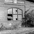 Old Southern Pacifc Railroad Roundhouse, San Jose, California by Frank DiMarco