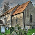 Old St Mary's Walmer by Dave Godden