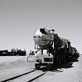 Old Steam Train by Shaun Higson
