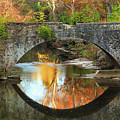 Old Stone Bridge Over Fountain Creek 2 by Greg Matchick