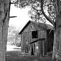 Old Structures by Todd Blanchard