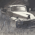 Old Studebaker by Bryan Baumeister