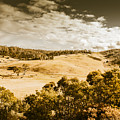 Old Summer Hills by Jorgo Photography - Wall Art Gallery