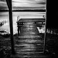 Old Time Dock. by Parker Cunningham