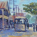 Old Time Kingston  Series by Jeffrey Samuels