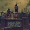 Old Time Samford Hall by Jake Jenkins