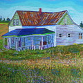 Old Tin Roof by Rae  Smith