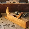 Old Tools by Marna Edwards Flavell