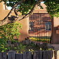 Old Town Albuquerque Pueblo  by Gregory Ballos