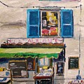 Old Town Cafe by John Williams