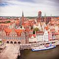 Old Town Gdansk by Mariusz Talarek