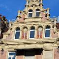 Old Town House Facade In Baden-baden by Elzbieta Fazel