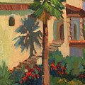 Old Town La Quinta Palm by Diane McClary