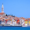 Old Town Rovinj by Karla Fritz