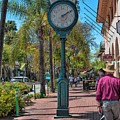 Old Town Santa Barbara by Joe Lach