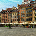 Old Town Warsaw - Pol966149 by Dean Wittle