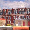 Old Town Wichita Kansas by Juli Scalzi