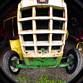 Old Tractor by Clayton Bruster