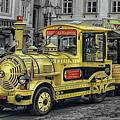 Old Train by Daliana Pacuraru