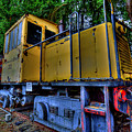 Old Train by David Patterson