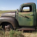 Old Truck by Pamela Pursel