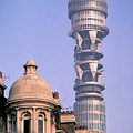 Old Tv Tower In London by Carl Purcell