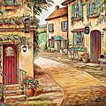 Old Village 3 by Nenad Vasic