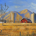 Old Vineyard Dairy Farm by Jeff Brimley