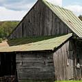 Old Virginia Barn by Bob Phillips