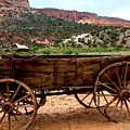 Old Wagon by George Tuffy