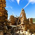 Old Walls Fallen by Jeff Swan
