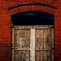 Old Warehouse In Czech Town by Marsha Heiken