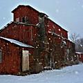Old Warehouse by Richard Jenkins