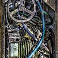 Old Washing Machine Works by Walt Foegelle