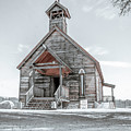Old West Church by Darrell Foster