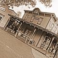 Old Western Town by Korynn Neil