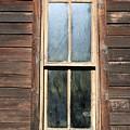Old Western Window by Rose Webber Hawke