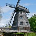 Old Windmill by Aleksandr Volkov