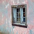 Old Window by George Elliott