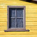 Old Window by Jon Burch Photography