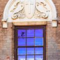 Old Window Mission San Buenaventura by Danny Goen