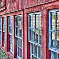 Old Windows by Edward Sobuta