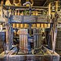 Old Wine Press 2 by Roy Pedersen