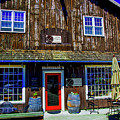 Old Wine Shop by Rick Bragan