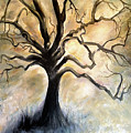 Old Wise Tree by Ahmed Al-Saleh